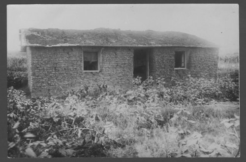 Sod house, Riley County, Kansas - Page