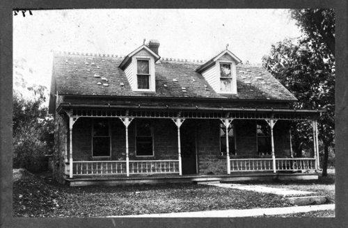 Residence at 409 Kansas Avenue in Alma, Kansas - Page