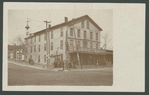 Garno House hotel, Kansas City, Kansas - Page