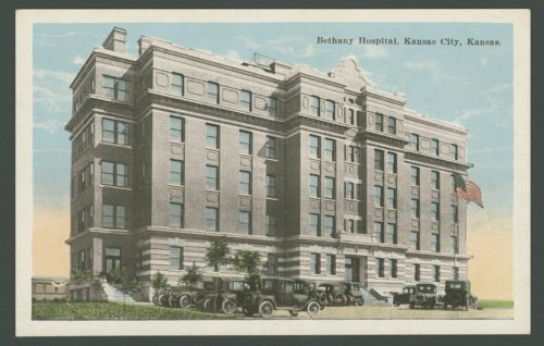 Bethany Hospital in Kansas City, Kansas - Page