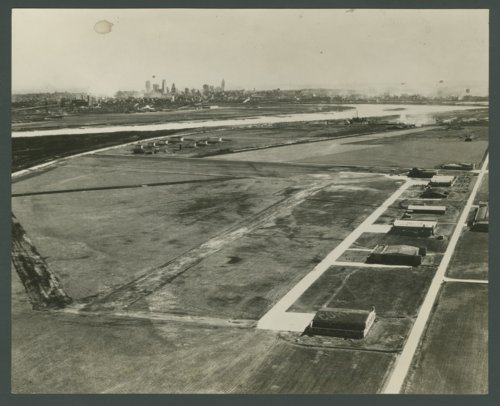 Fairfax Airport in Kansas City, Kansas - Page