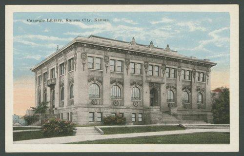 Carnegie Library in Kansas City, Kansas - Page