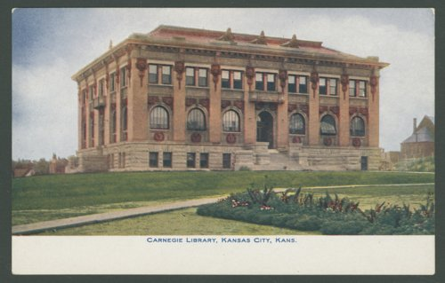 Carnegie Library in Kansas City, Kansas - Page