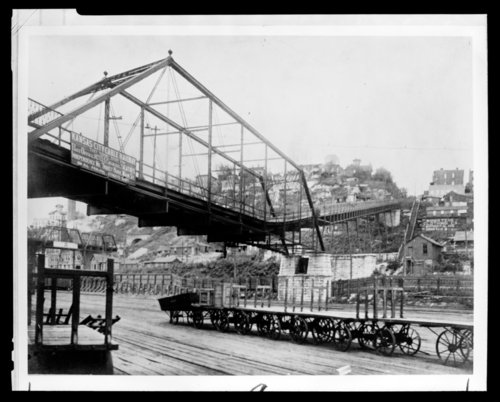 Ninth Street cable car incline in Kansas City, Kansas - Page