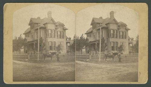 T. E. Bowman home in Topeka, Kansas - Page