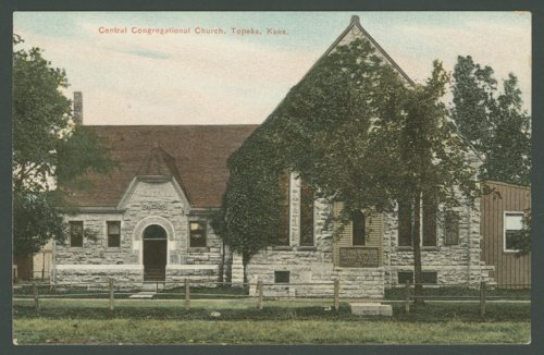 Central Congregational Church in Topeka, Kansas - Page
