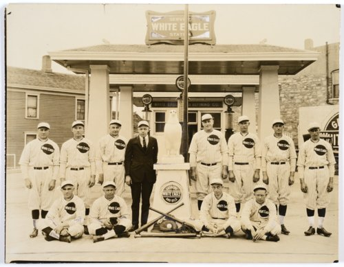 White Eagle baseball team in Topeka, Kansas - Page