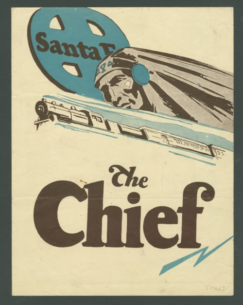 The Santa Fe Chief - Page