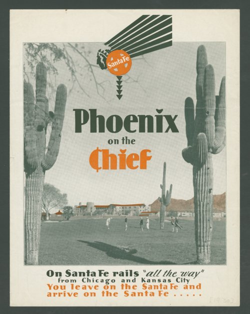 Phoenix on the Chief - Page