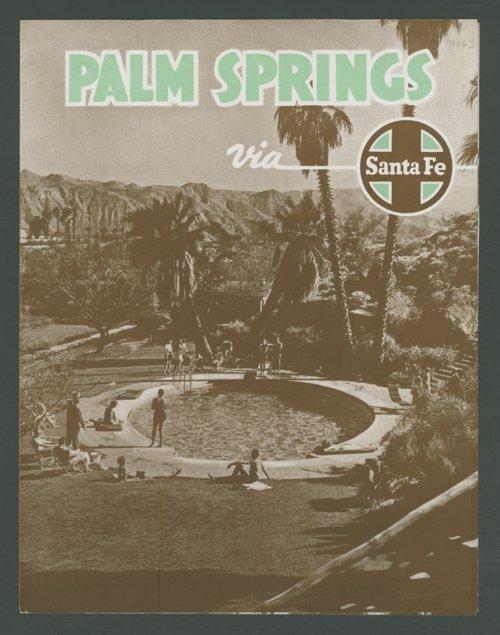 Palm Springs via Santa Fe - Page
