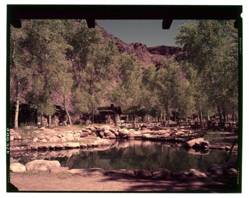 Phantom Ranch, Grand Canyon - Page