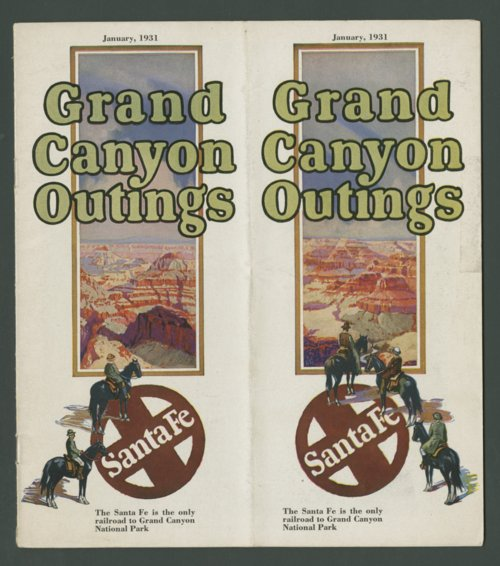 Grand Canyon outings - Page