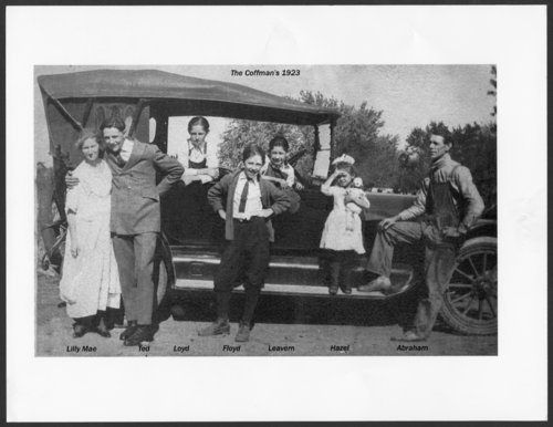 Abraham Coffman family in Topeka, Kansas - Page