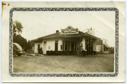 Coffman service station in Topeka, Kansas - Page