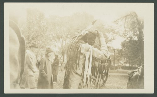 Haskell Institute Indian Pow Wow and Congress - Page