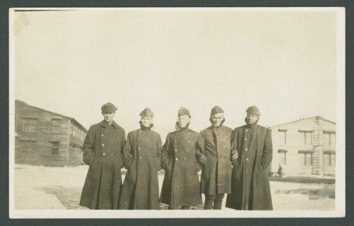 Camp Funston during World War I - Page