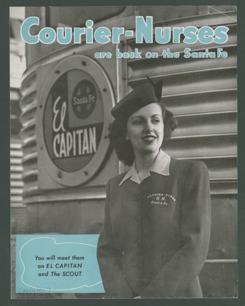 Courier-Nurses are back on the Santa Fe - Page