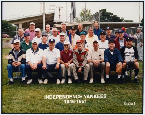 Former minor leaguers who played in Independence, Kansas - Page