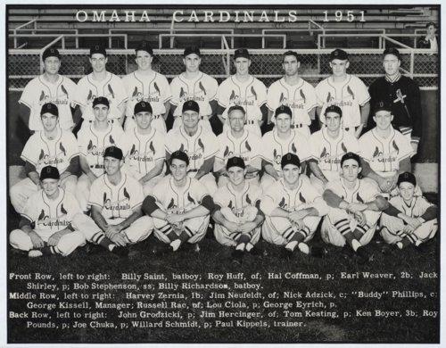 Omaha Cardinals baseball team - Page