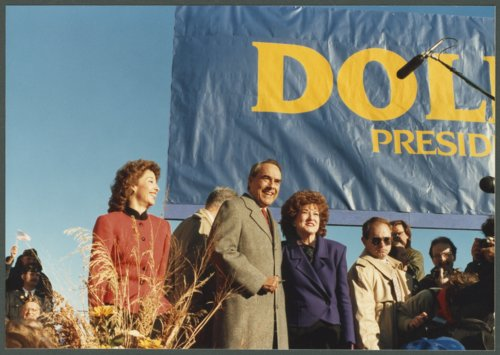 Robert and Elizabeth Dole in Russell, Kansas - Page