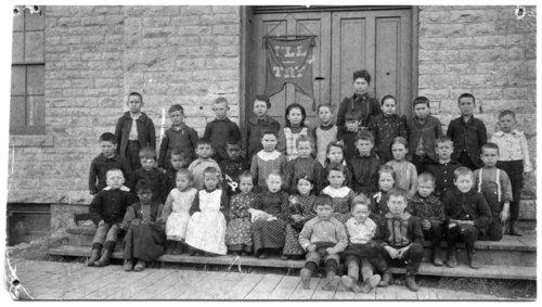 Eskridge Public School in Eskridge, Kansas - Page