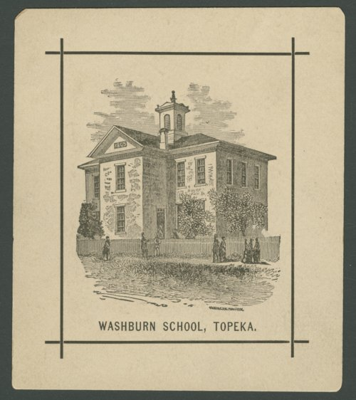 Washburn School in Topeka, Kansas - Page