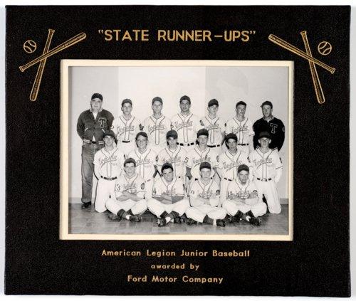 Mosby-Mack baseball team in Topeka, Kansas - Page