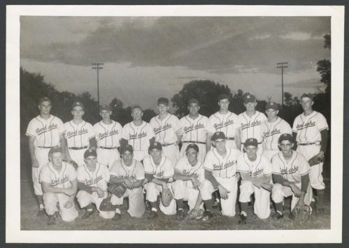 Baseball team in Neodesha, Kansas - Page