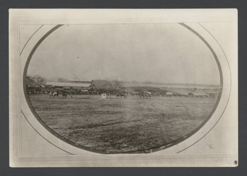 Freighter's corral and house on Big Creek in Ellis County, Kansas - Page