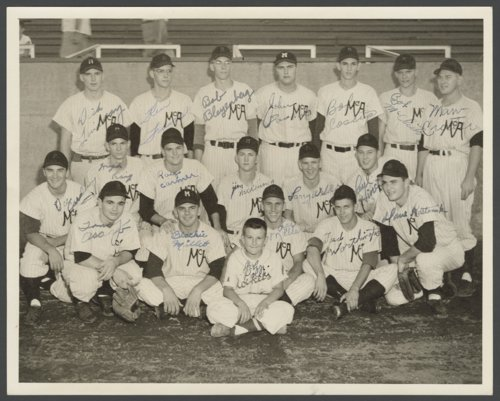 Baseball team in McAlester, Oklahoma - Page