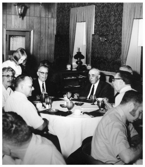 Alma Rotary Club salutes Dr. Ellis McKnight - Page