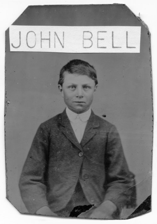 Bell family of Harveyville, Kansas - Page