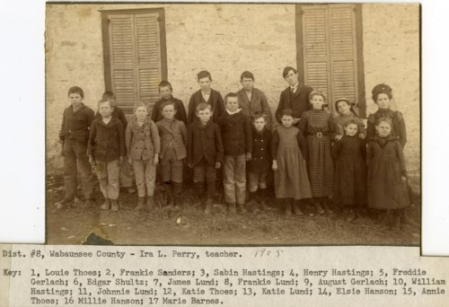 School District 8, Wabaunsee County, Kansas - Page