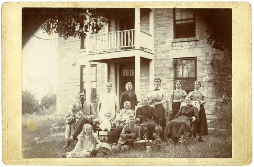 Harris family of Harveyville, Kansas - Page