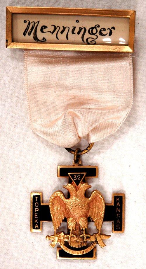Masonic ribbon - Page