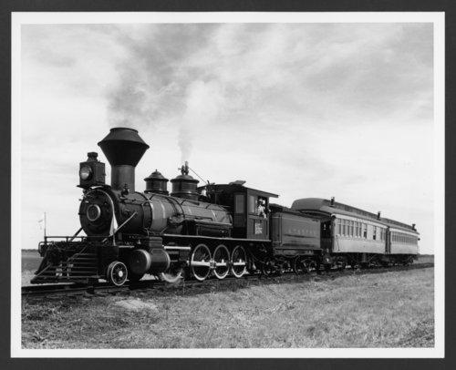 Atchison, Topeka & Santa Fe Railway Company's steam locomotive #1 - Page