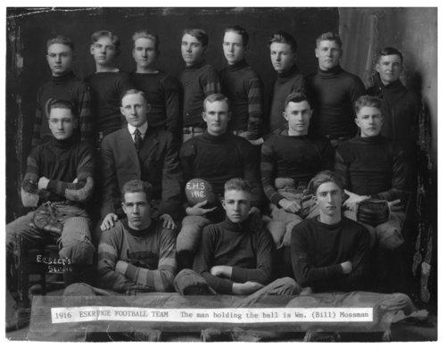 Eskridge High School football team, Eskridge, Kansas - Page