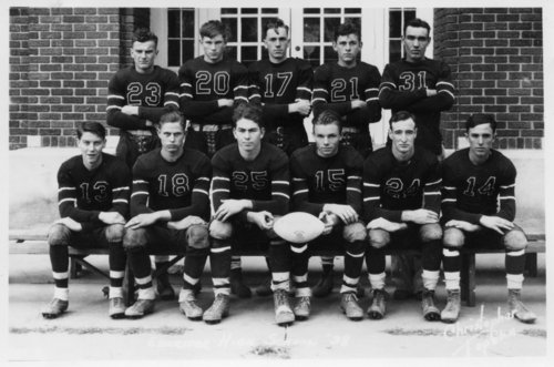 Eskridge High School football team, Eskridge, Kansas - Page