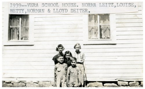 Vera school house in Wabaunsee County, Kansas - Page