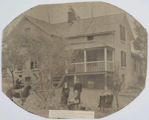 Sebring house in Wabaunsee County, Kansas - Page