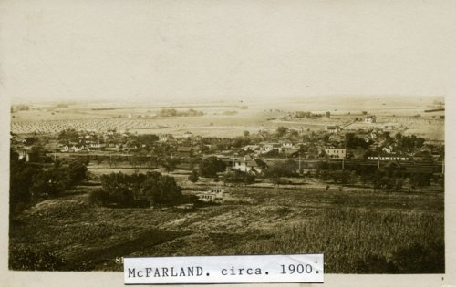 Bird's eye views of McFarland, Kansas - Page