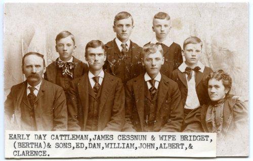 James Cessnun family - Page