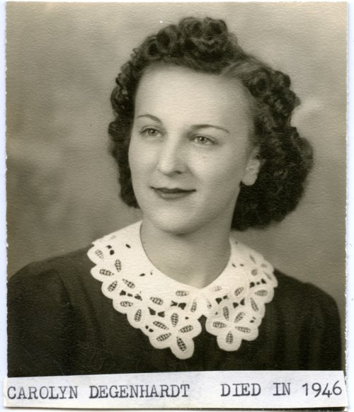 Carolyn Degenhardt - Page
