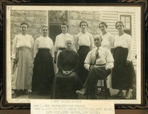 Henry Graves family - Page