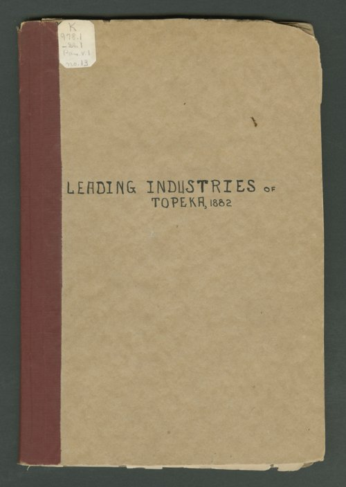 The leading industries of Topeka, Kansas - Page