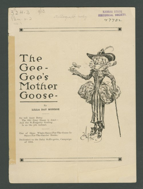 The Gee-Gee's Mother Goose - Page
