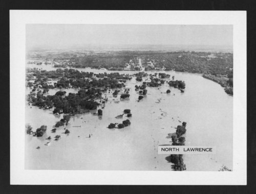 1951 flood in northeast Kansas - Page