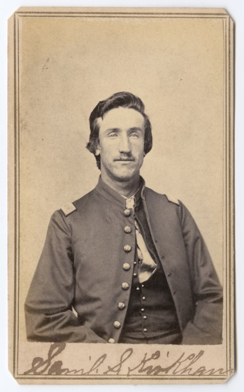 Samuel S. Kirkham - Page