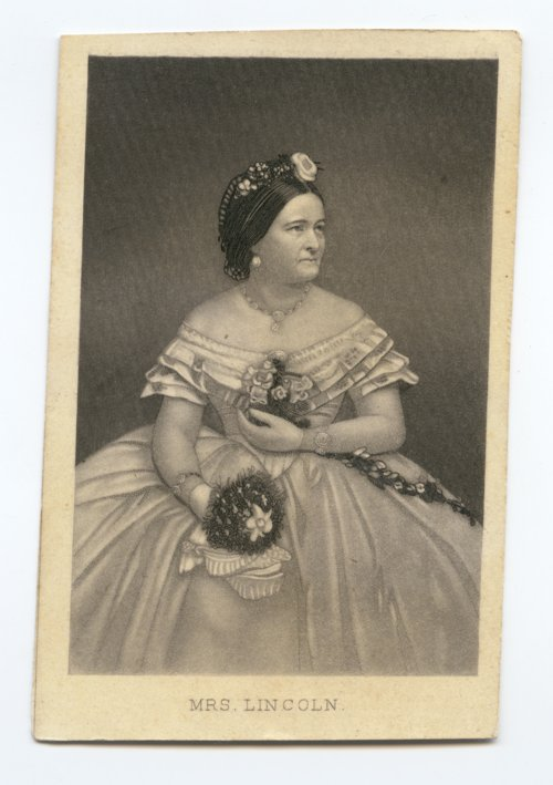Mary Ann Todd Lincoln - Page