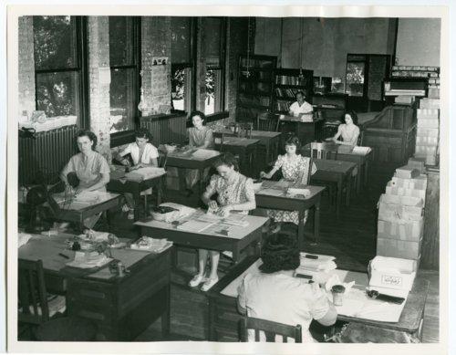 Haldeman-Julius printing company in Girard, Kansas - Page